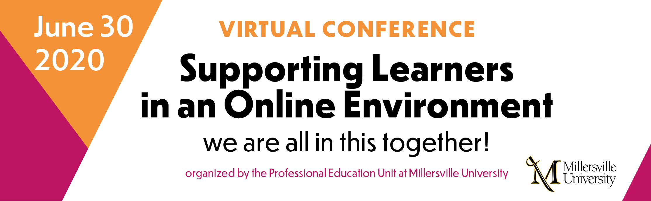 Supporting Learners in an Online Environment: We Are All in this Together